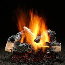 Hargrove Inferno Vented Gas Log Set
