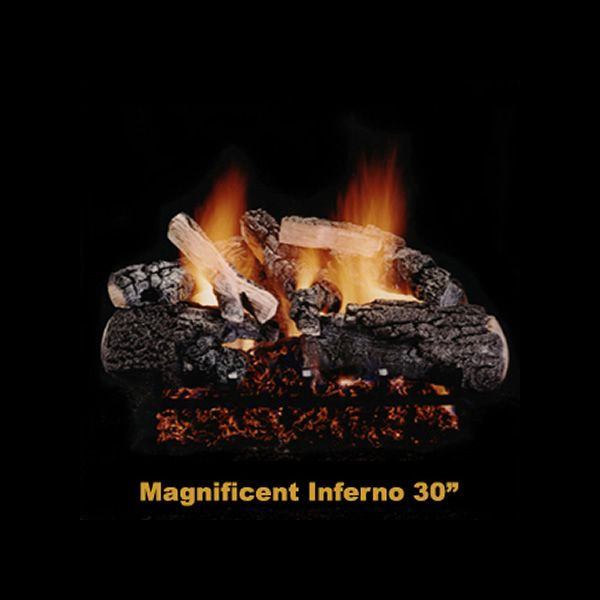 Hargrove Magnificent Inferno Vented Gas Log Set image number 2