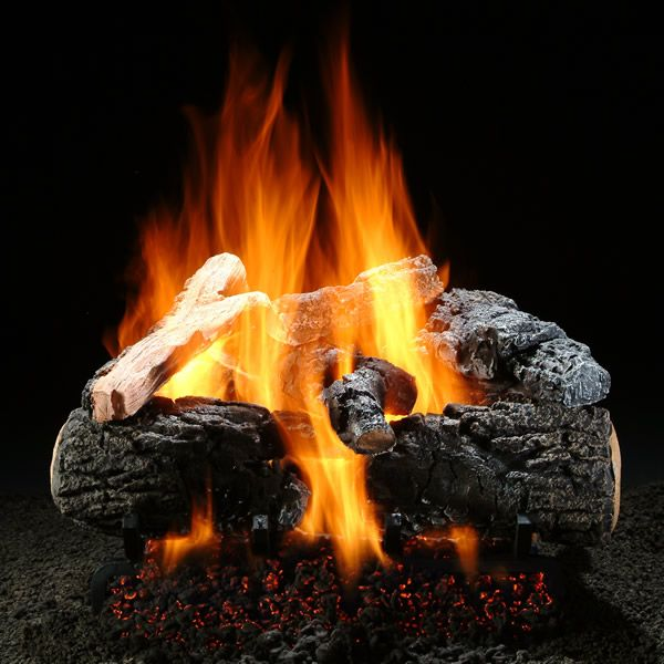 Hargrove Magnificent Inferno Vented Gas Log Set image number 0