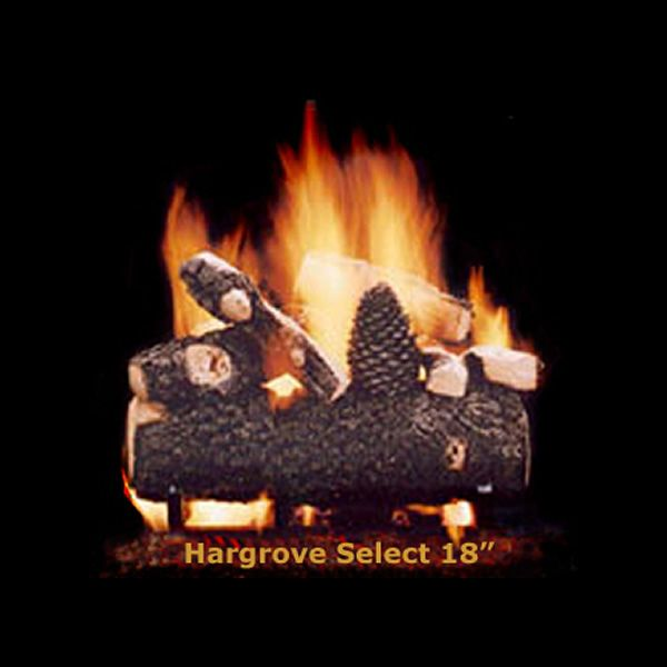 Hargrove Select Gas Log Set image number 1