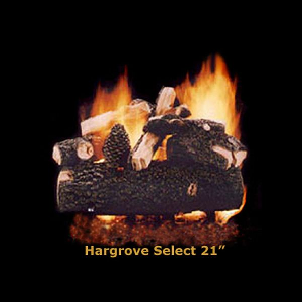 Hargrove Select Gas Log Set image number 2
