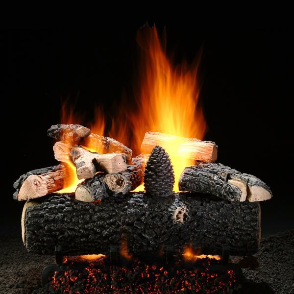 Hargrove Select See Through Vented Gas Log Set image number 0