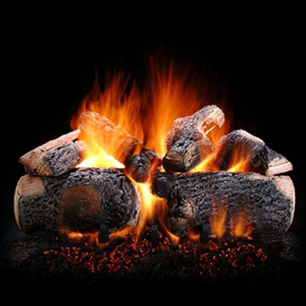 Hargrove Supreme Ponderosa See Through Vented Gas Log Set image number 0
