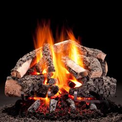 Hargrove Woodland Timbers Vented Radiant Gas Log Set