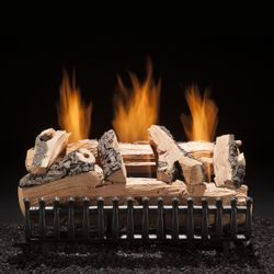 Hargrove Western Pine Ventless Gas Log Set