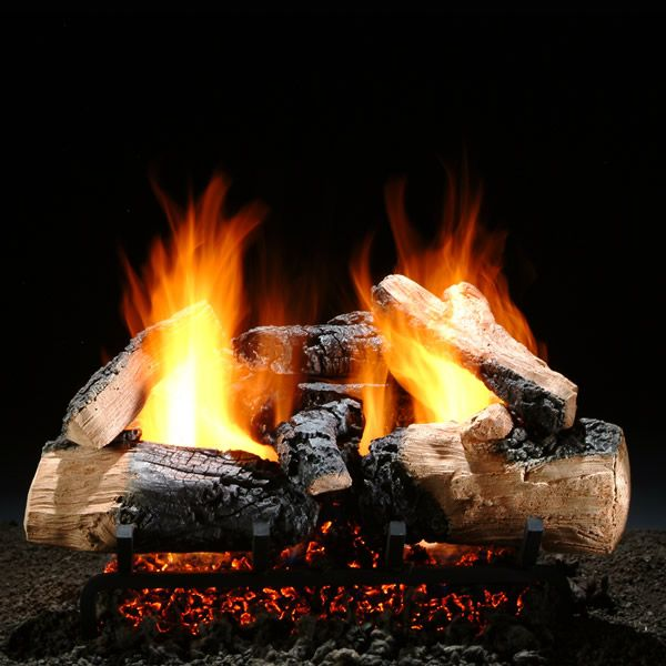Hargrove Twilight Inferno Vented Gas Log Set image number 0