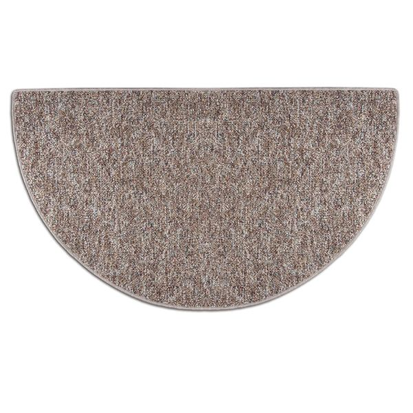 Harvest Half Round Fireplace Hearth Rug - 4' image number 0