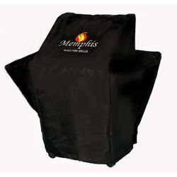 Memphis Advantage or Select Grill Cover w/ Side Shelves