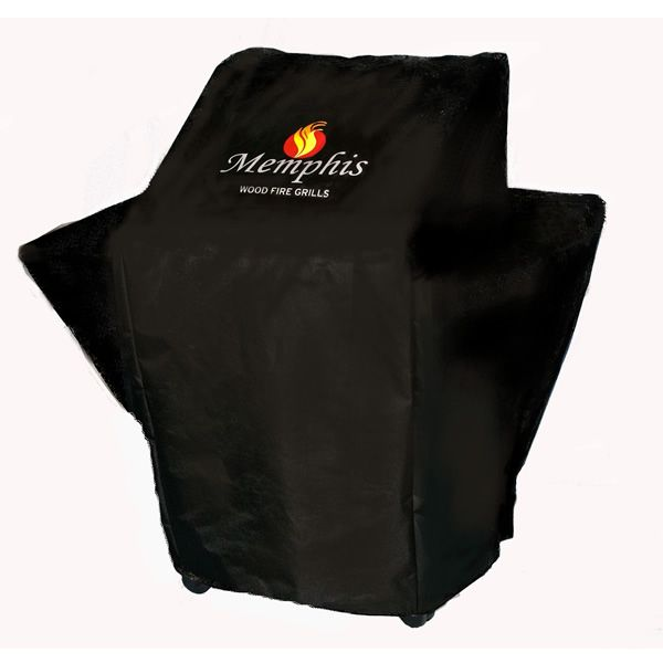 Memphis Advantage or Select Grill Cover w/ Side Shelves image number 0