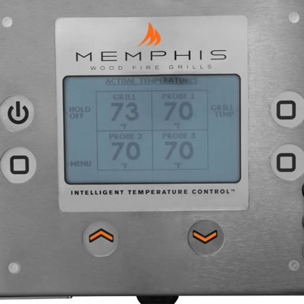 Memphis Elite Cart Model Pellet Grill image number 10