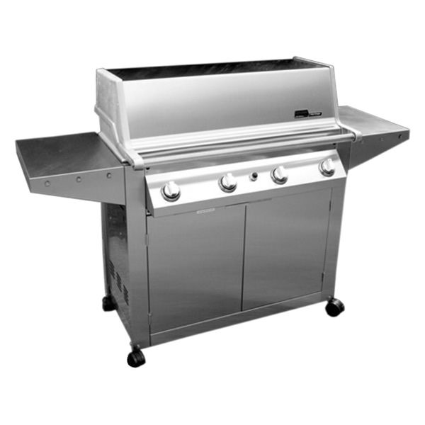 Heritage GJK3 Cart-Mount Gas Grill image number 0