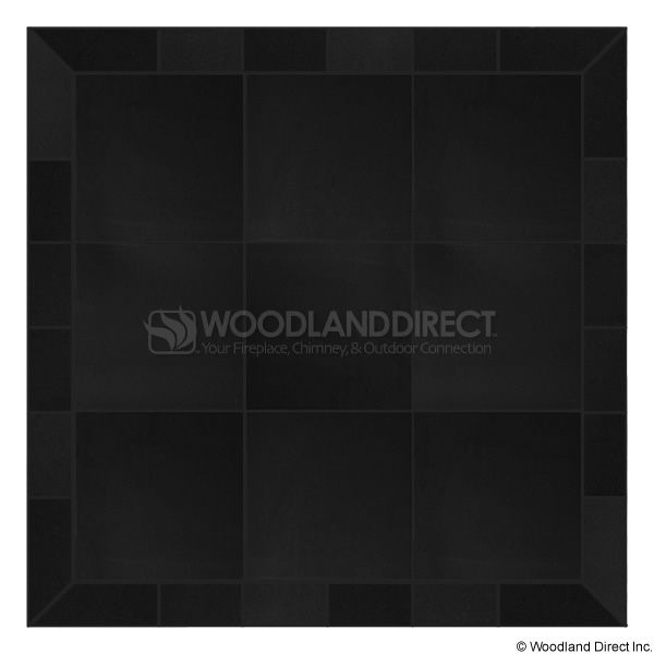 Heritage Square Wall Pad - Black Knight image number 0