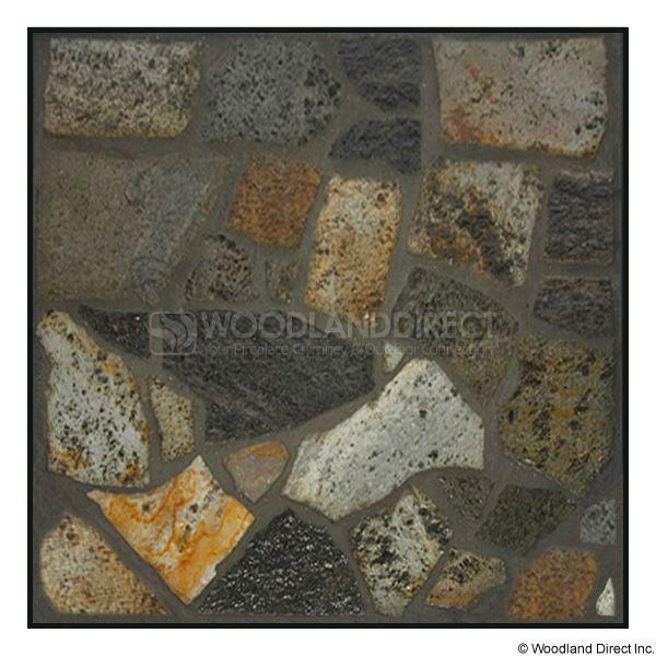 Heritage Square Wall Pad - Idaho Mica Stone image number 0
