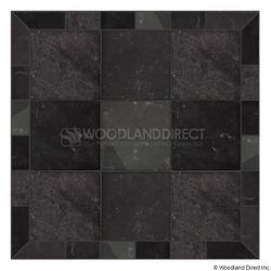 Heritage Square Wall Pad - Smoky Grey Slate