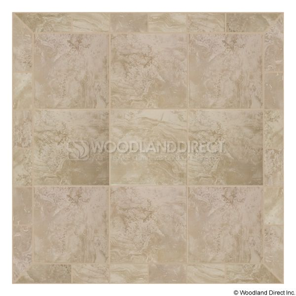 Heritage Square Wall Pad - White Lava image number 0