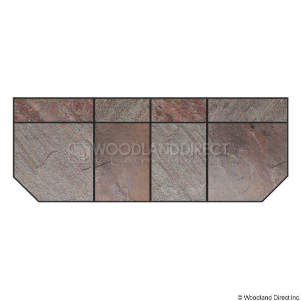 Heritage Standard Extension - Nat Bronze Slate image number 0