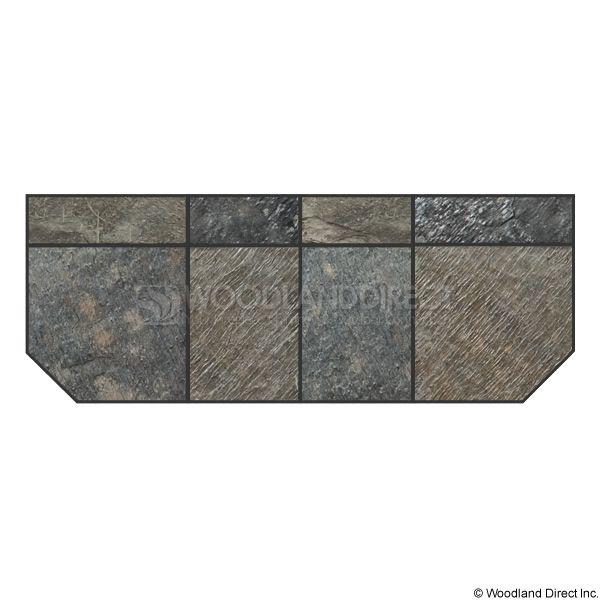 Heritage Standard Extension - Nat Silver Slate image number 0