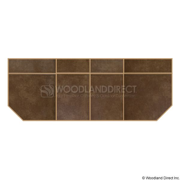 Heritage Standard Extension - Bianco Brown image number 0
