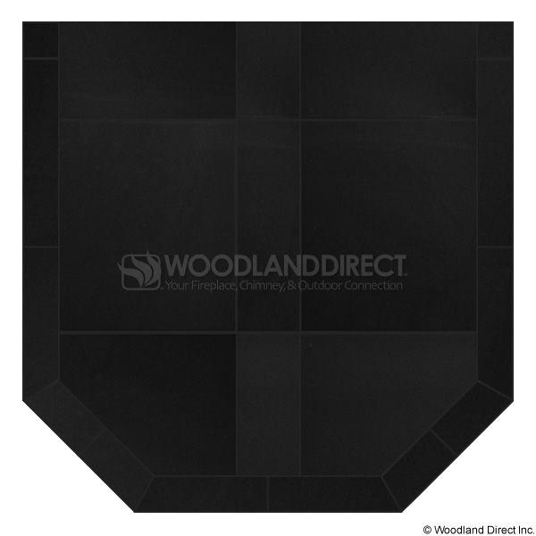 Heritage Standard Hearth Pad - Black Knight image number 0
