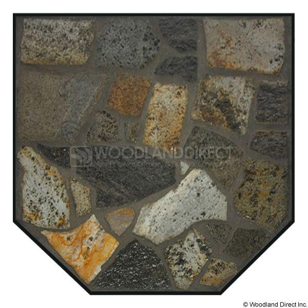 Heritage Standard Hearth Pad - Idaho Mica Stone image number 0
