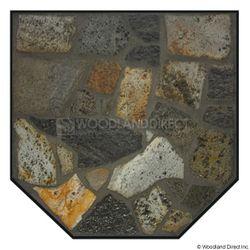Heritage Standard Hearth Pad - Idaho Mica Stone