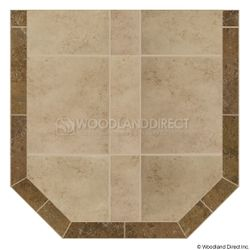 Heritage Standard Hearth Pad - Spring Breeze