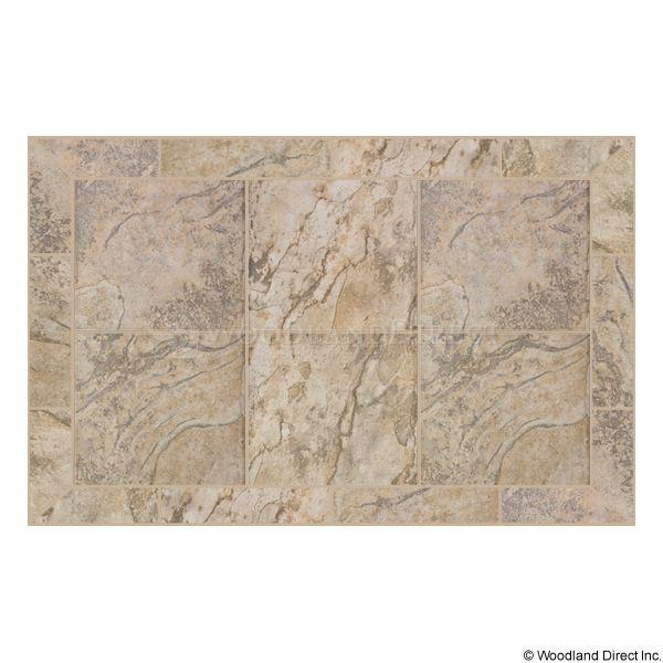 Heritage Rectangular Hearth Pad - Desert Sands image number 0