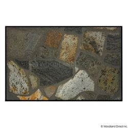 Heritage Rectangular Hearth Pad - Idaho Mica Stone