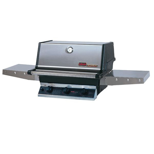 Heritage THRG2 Built-In Hybrid Gas Grill image number 0