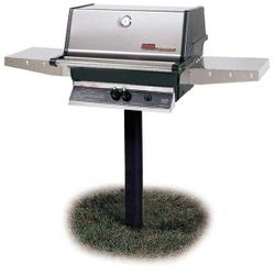 Heritage TJK In-Ground Post-Mount Gas Grill