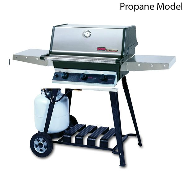 Heritage TRG2 Cart-Mount Gas Grill image number 0