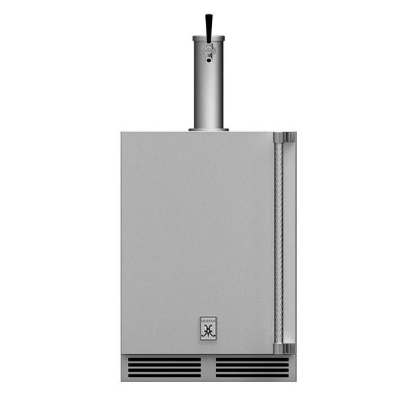 Hestan GFDSL241 Outdoor Single Beer Dispenser - Left image number 0