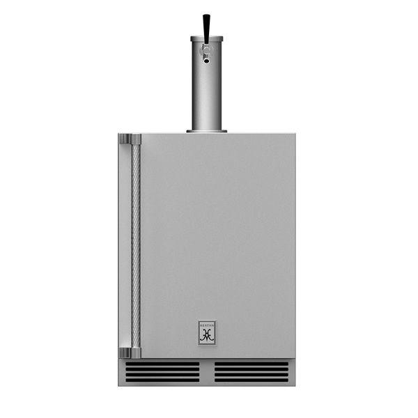 Hestan GFDSR241 Outdoor Single Beer Dispenser - Right image number 0