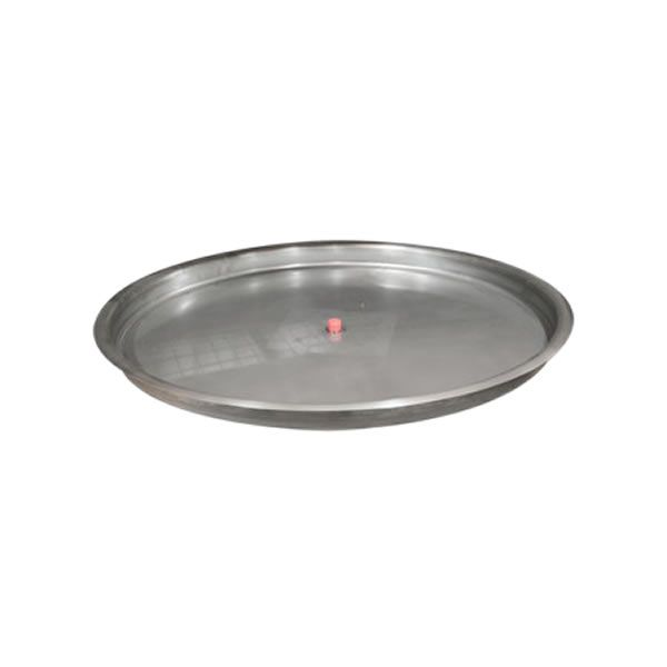 High Capacity Stainless Steel Burner Bowl Pan image number 0