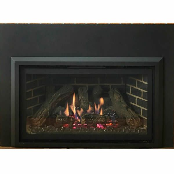 Highland Gas Fireplace Insert image number 4