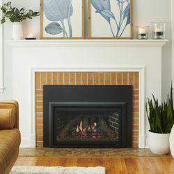 Highland Gas Fireplace Insert