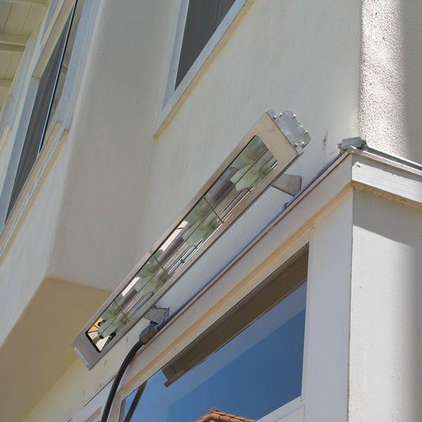 """Infratech 1600 Watt Slim Line Patio Heater - 29 1/2"""" image number 2"""