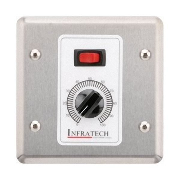 Infratech 1-Zone Remote Analog Control image number 0