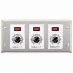 Infratech 3-Zone Remote Analog Control