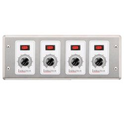 Infratech 4-Zone Remote Analog Control