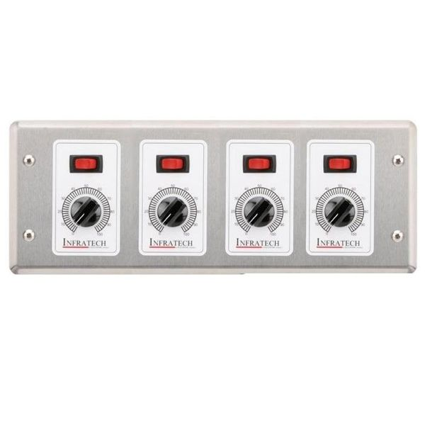 Infratech 4-Zone Remote Analog Control image number 0