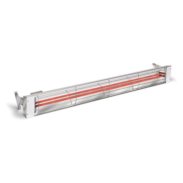 """Infratech 6000 Watt WD Series Commercial Wall-Mount Patio Heater - 61 1/4"""" image number 1"""