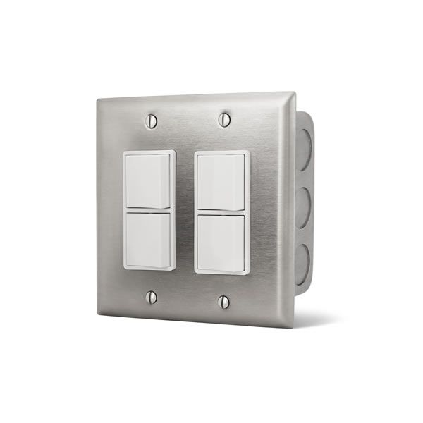 Infratech Dual Duplex Switch image number 0