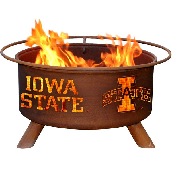 Iowa State Fire Pit image number 0