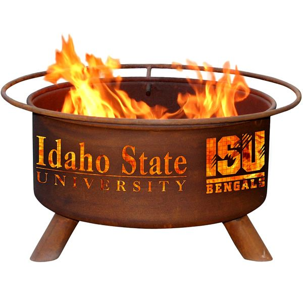 Idaho State Fire Pit image number 0