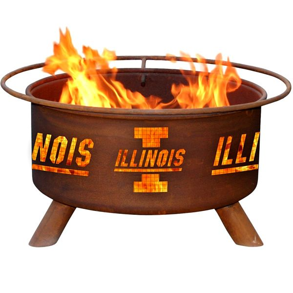 Illinois Fire Pit image number 0