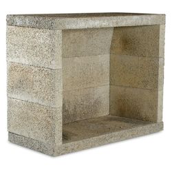 Isokern Ventless Outdoor Fireplace - 46""