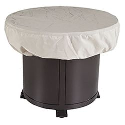 """O. W. Lee Fire Pit Table Cover - 30"""" Round"""