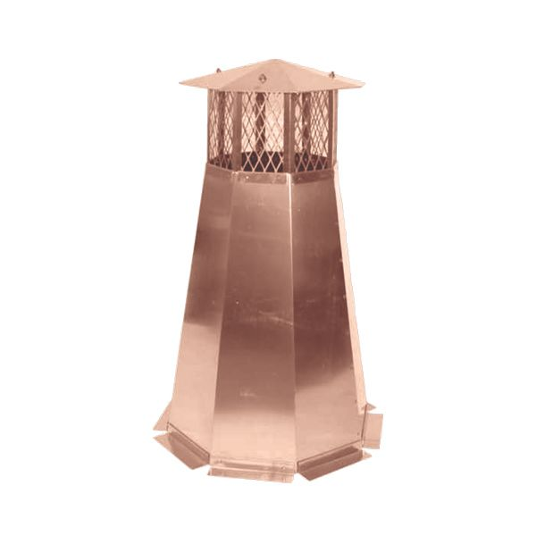 Octagon Chimney Pot image number 0