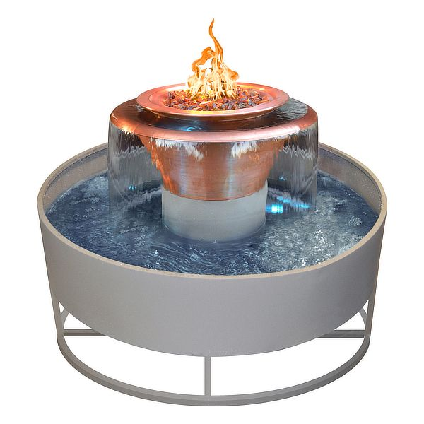 Olympian 360 Fire & Water System image number 0